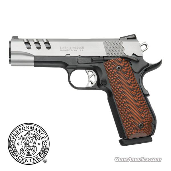 Smith & Wesson Performance Center 1911 Bobtail 2 Tone .45 acp *NEW* 170344  Guns > Pistols > Smith & Wesson Pistols - Autos > Steel Frame