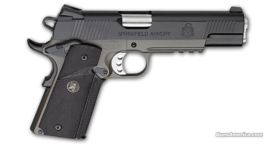 Springfield Operator Marine OD 1911 .45 acp Rail NS *NEW* Night Sights Olive Drab Armory Kote Finish Picatinny Tactical Rail  Guns > Pistols > Springfield Armory Pistols > 1911 Type