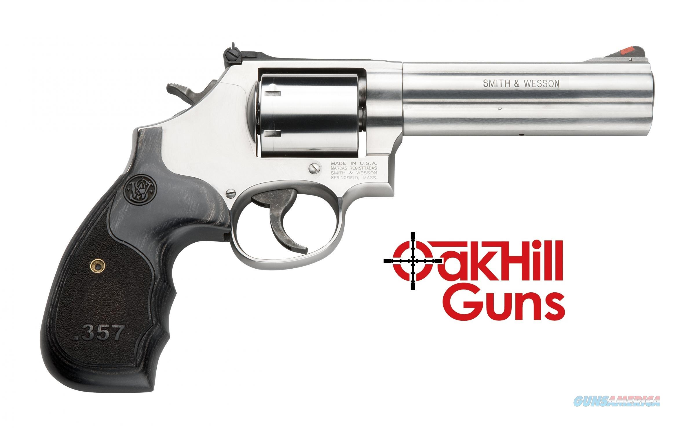 """Smith & Wesson 3-5-7 Magnum Series LIMITED 5"""" .357 Magnum *NEW*  150854  Guns > Pistols > Smith & Wesson Revolvers > Full Frame Revolver"""
