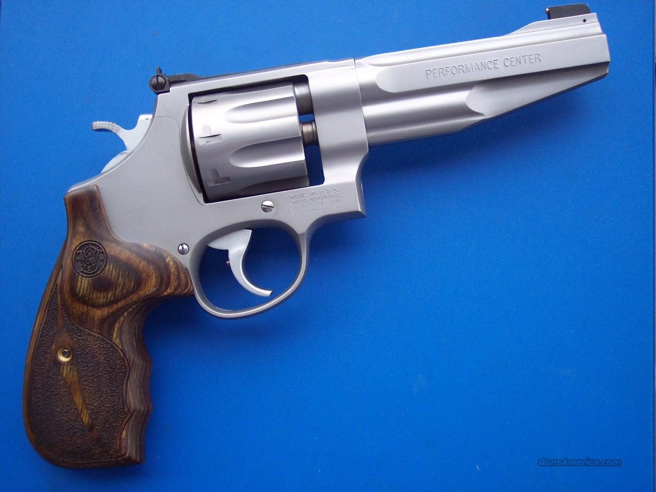"Smith & Wesson 627 Performance Center 5"" .357 Mag 8 Shot Moon Clip SKU 170210 *NEW* S&W   Guns > Pistols > Smith & Wesson Revolvers > Performance Center"