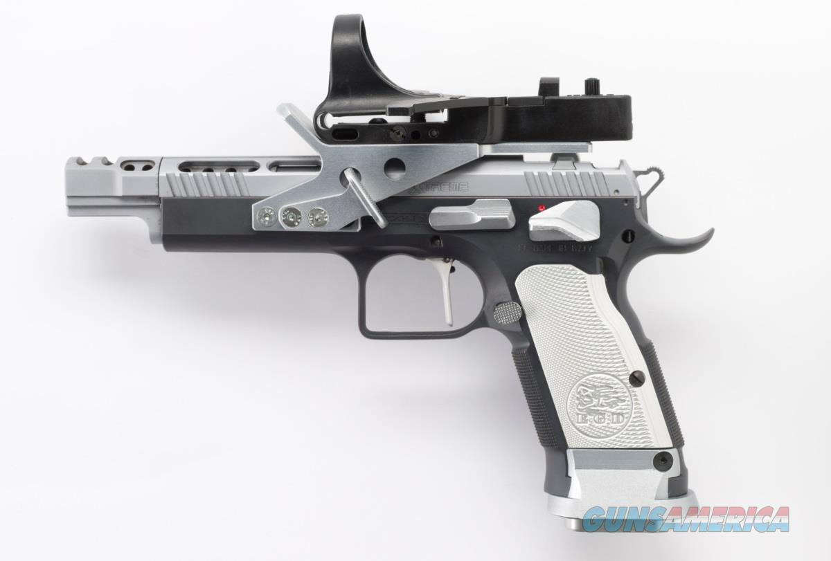 EAA Gold Custom Xtreme 9mm Tanfoglio Custom Shop C-More 610066 *NEW*  Guns > Pistols > EAA Pistols > Other