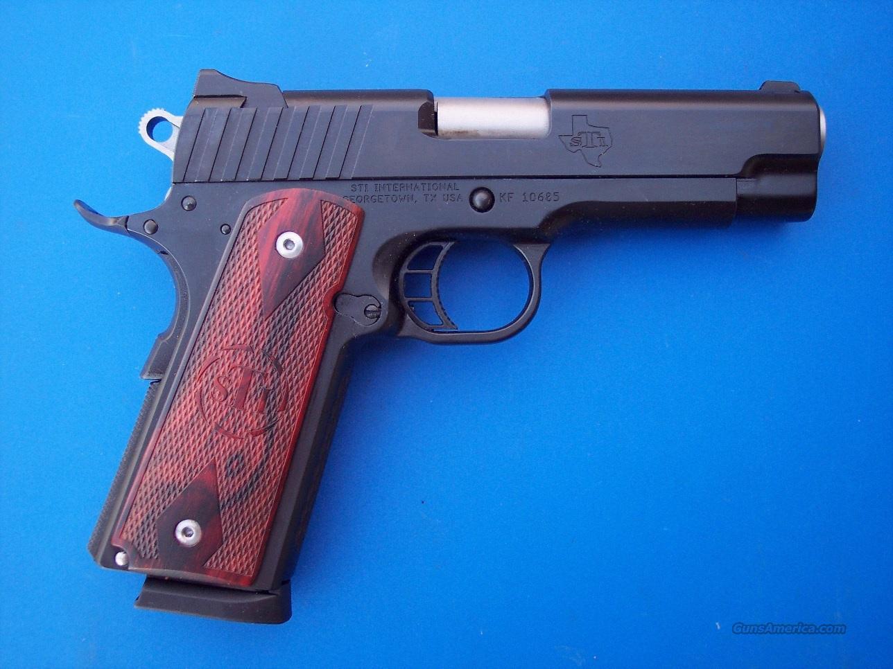 STI Ranger II 9mm 1911 Commander *NEW* For Sale