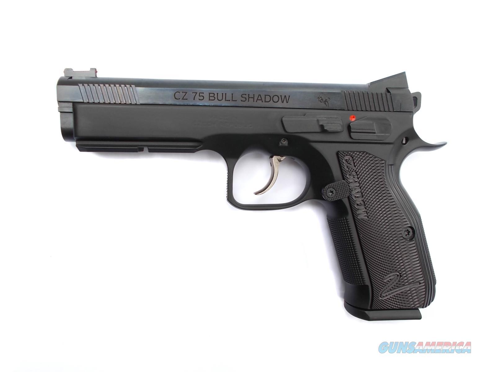 CZ Custom Bull Shadow 2 CZC 9mm Bull Barrel 3 - 17 Rd Mags 91733 *NEW*  Guns > Pistols > CZ Pistols