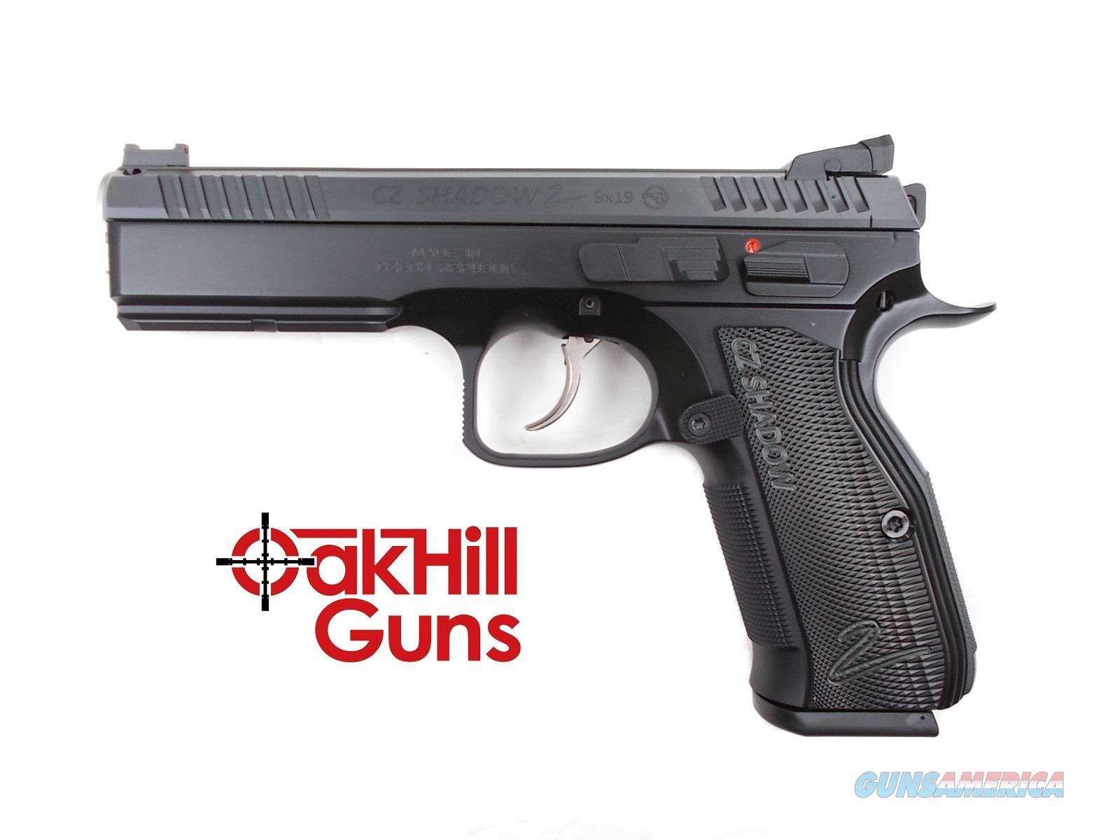 CZ Shadow 2 Accu CZC Custom 3 - 17 rd Mags 91763 *NIB*  Guns > Pistols > CZ Pistols