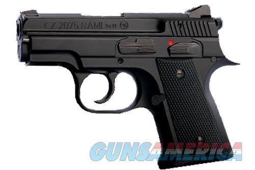 """CZ 2075 Rami B 9mm 3"""" Alloy 14rd 91750 *NEW*  Guns > Pistols > CZ Pistols"""