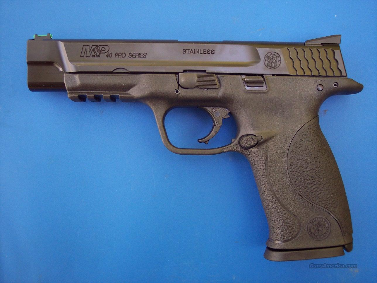 "Smith & Wesson Pro 5"" 40 S&W *NEW*    Guns > Pistols > Smith & Wesson Pistols - Autos > Polymer Frame"