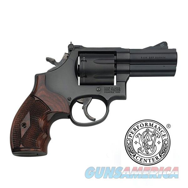 "Smith & Wesson 586 L-Comp Performance Center .357 Mag 3"" 7 Shot 170170 *NEW*  Guns > Pistols > Smith & Wesson Revolvers > Performance Center"