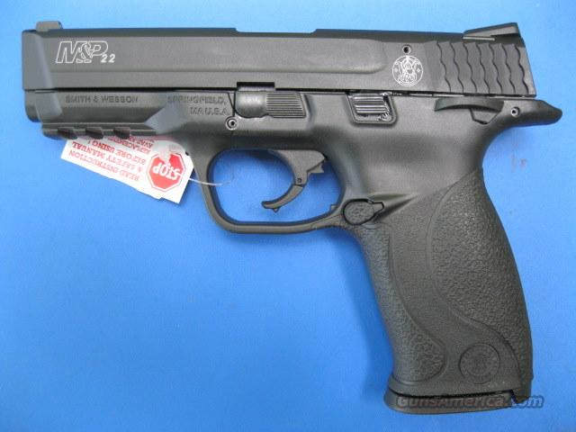 "Smith & Wesson M&P 22 Pistol *NEW* .22 LR 4.1""  Guns > Pistols > Smith & Wesson Pistols - Autos > Polymer Frame"
