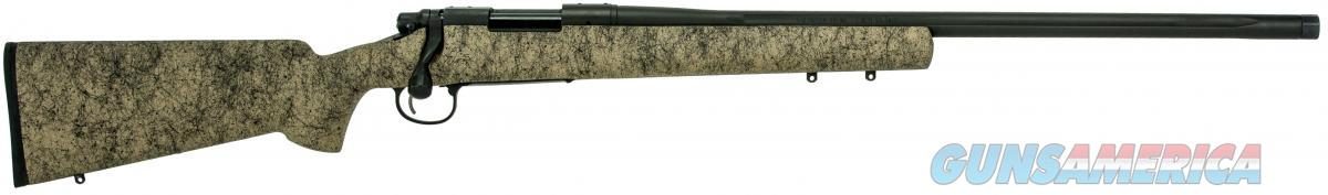 "Remington 700 5R .300 Win Mag Gen 2 Black Cerakoted Stainless 24"" Fluted Threaded Barrel H-S Precision Stock 85197 *NEW*  Guns > Rifles > Remington Rifles - Modern > Model 700 > Sporting"