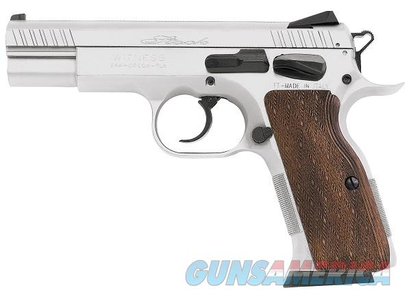 EAA Stock I 9mm Tanfoglio 17 Round Hard Chrome 600620 *NEW*  Guns > Pistols > EAA Pistols > Other