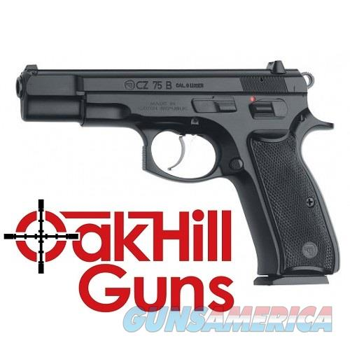 CZ 75B 9mm Poly Coat 16 Rd 75 B *NEW* 91102  Guns > Pistols > CZ Pistols