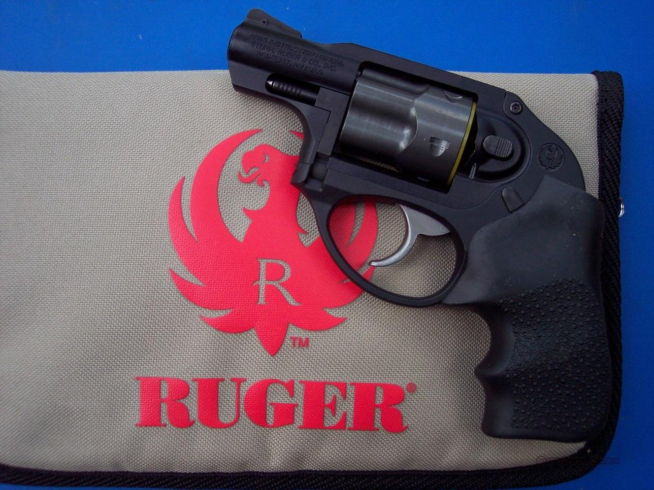 Ruger LCR 38+P *NEW*  Guns > Pistols > Ruger Double Action Revolver > SP101 Type