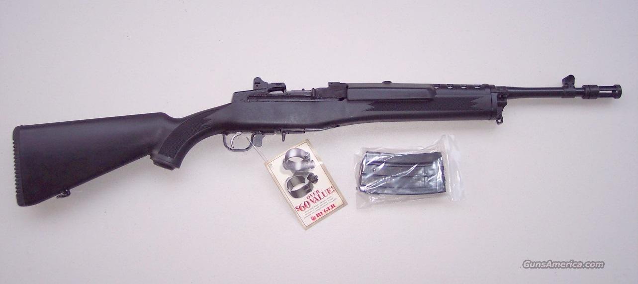 Ruger Mini 14 Tactical Ranch rifle .223 NEW  Guns > Rifles > Ruger Rifles > Mini-14 Type