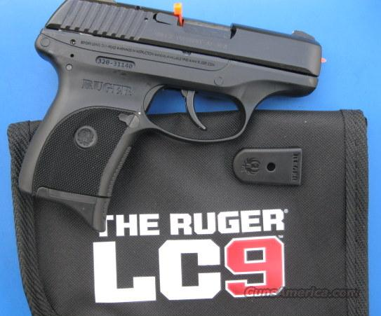 Ruger LC9 Lightweight Compact 9mm *NEW*  Guns > Pistols > Ruger Semi-Auto Pistols > LCP