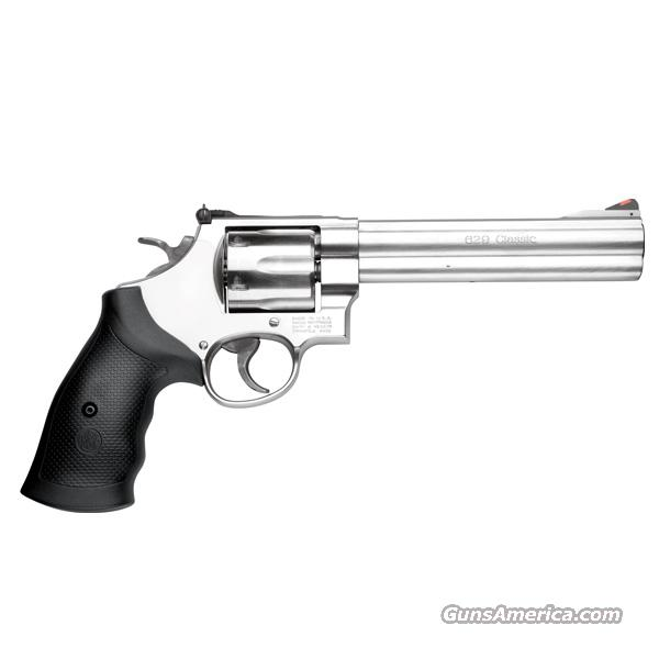 """Smith & Wessson 629 .44 Magnum 6.5"""" Stainless 163638 *NIB*  Guns > Pistols > Smith & Wesson Revolvers > Model 629"""