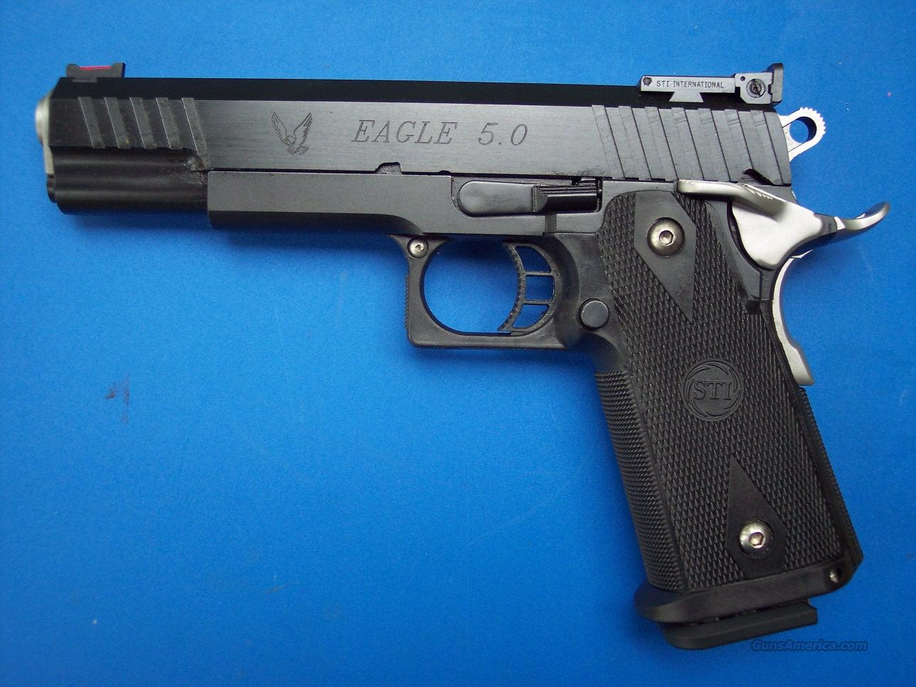 STI Eagle 9mm Dawson FO *NEW* 2011   Guns > Pistols > STI Pistols