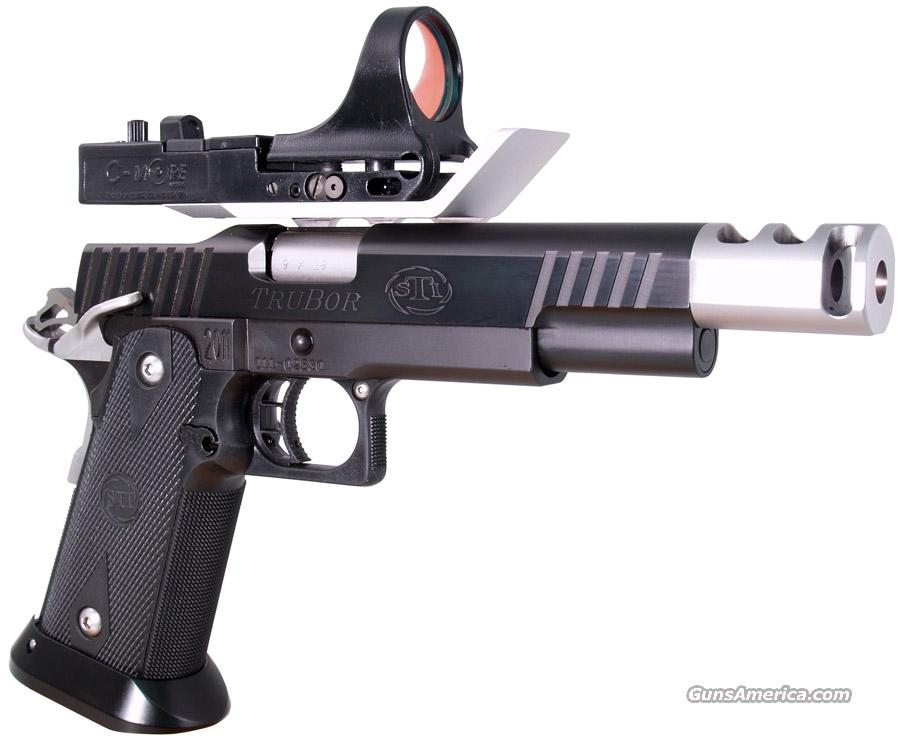 STI Trubor 9mm T2 C-More Grandmaster *NEW* 2011 Open  Guns > Pistols > STI Pistols