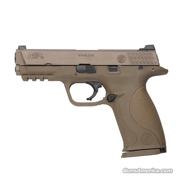 Smith & Wesson M&P VTAC 40 S&W FDE Night Sights *NEW*  17 rd $50 Cash Rebate  Guns > Pistols > Smith & Wesson Pistols - Autos > Polymer Frame