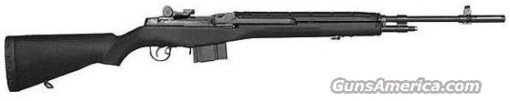 Springfield M1A .308 Win 7.62 Nato Black Synthetic Parkerized MA9106 *NEW*  Guns > Rifles > Springfield Armory Rifles > M1A/M14