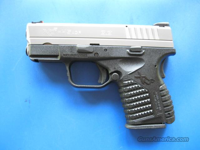 Springfield XDS 45 Compact Bitone *NEW*  Guns > Pistols > Springfield Armory Pistols > XD-S