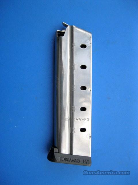 Tripp Research 1911 9mm 10 round Stainless MAG *NEW*  Non-Guns > Magazines & Clips > Pistol Magazines > 1911