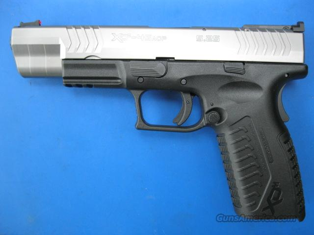 Springfield XDM 5.25 Competition Series Bitone .45 acp *NEW*   Guns > Pistols > Springfield Armory Pistols > XD (eXtreme Duty)