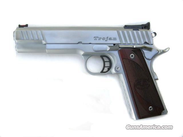 STI 1911 Trojan 9mm Hard Chrome DFO *NEW*   Guns > Pistols > STI Pistols