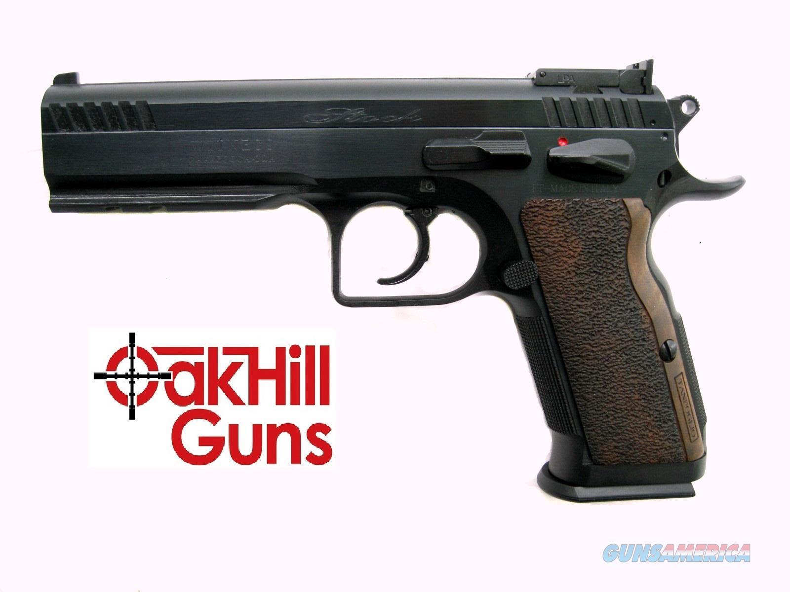 EAA Stock III 9mm Tanfoglio Elite Series Bull Barrel Rail 600595  Guns > Pistols > EAA Pistols > Other