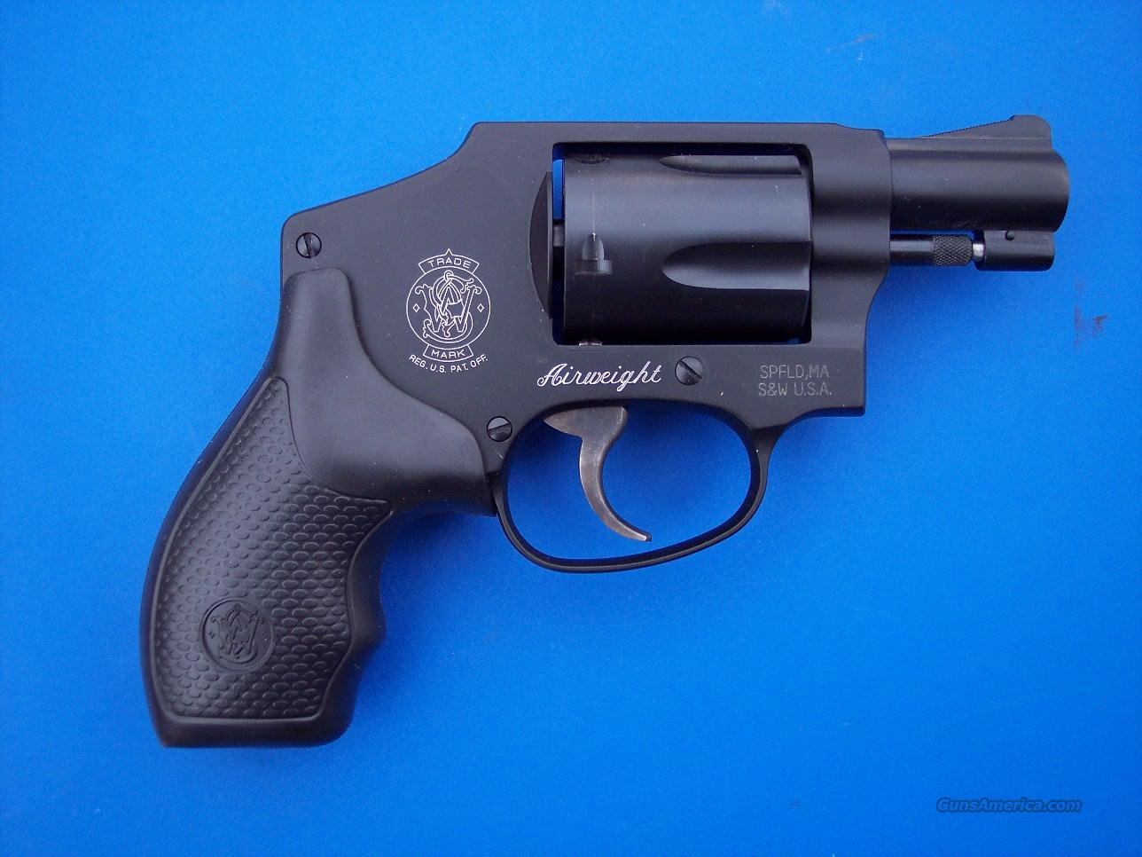 Smith & Wesson 442 No Lock Centennial Airweight 38 + P *NEW*  Guns > Pistols > Smith & Wesson Revolvers > Pocket Pistols