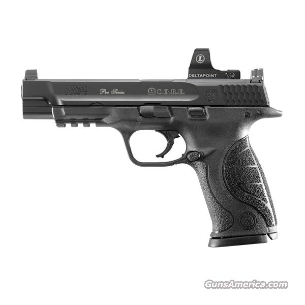 Smith & Wesson M&P Pro Series CORE 9L 9mm *NEW* 178058  **5 Mags**  Guns > Pistols > Smith & Wesson Pistols - Autos > Polymer Frame