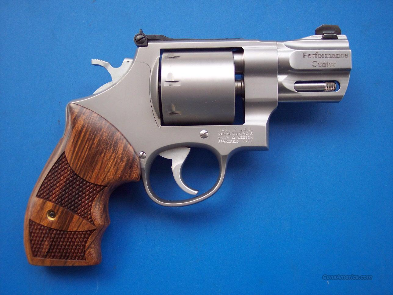 Smith & Wesson 627 Performance Center 8 Shot *NEW*  Guns > Pistols > Smith & Wesson Revolvers > Performance Center