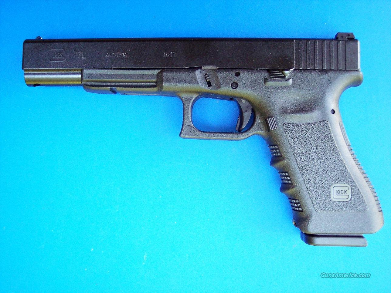 Glock 17L Competition 9mm   Guns > Pistols > Glock Pistols > 17