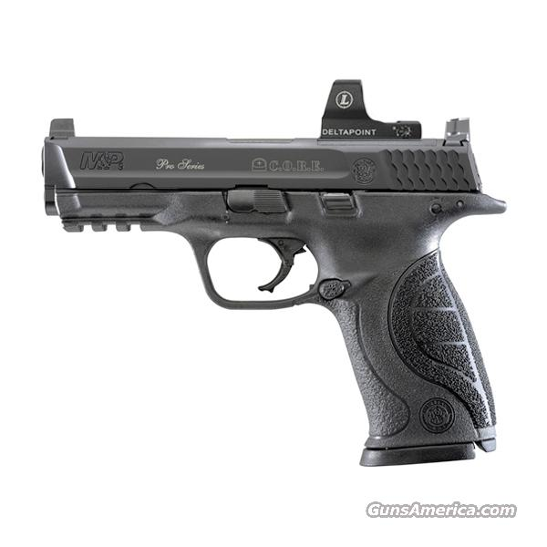 Smith & Wesson M&P Pro Series CORE 9mm *NEW*  Guns > Pistols > Smith & Wesson Pistols - Autos > Polymer Frame