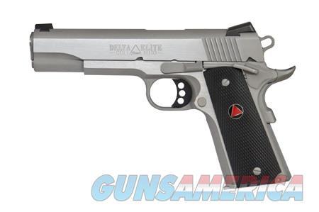 "Colt Delta Elite Stainless 10mm 1911 5"" 02020XE *NIB*  Guns > Pistols > Colt Automatic Pistols (1911 & Var)"