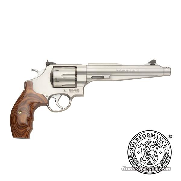 Smith & Wesson 629 Performance Center 7.5 Comp 44 Mag Stainless SKU 170181 *NEW*  Guns > Pistols > Smith & Wesson Revolvers > Performance Center