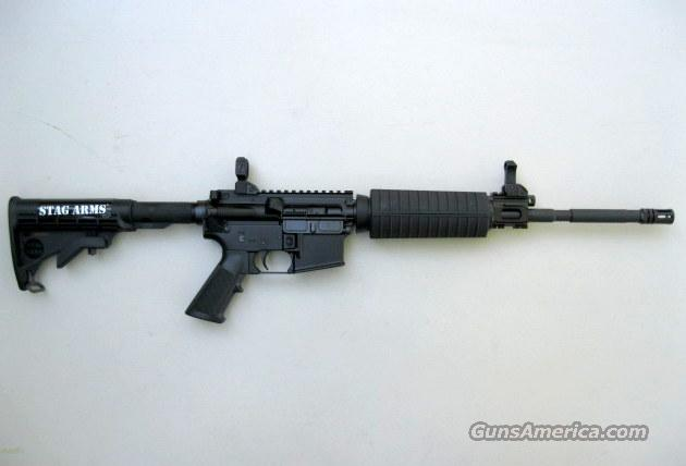 Stag Model 8 RH PISTON AR-15 M4 *NEW*  Guns > Rifles > Stag Arms > Complete Rifles