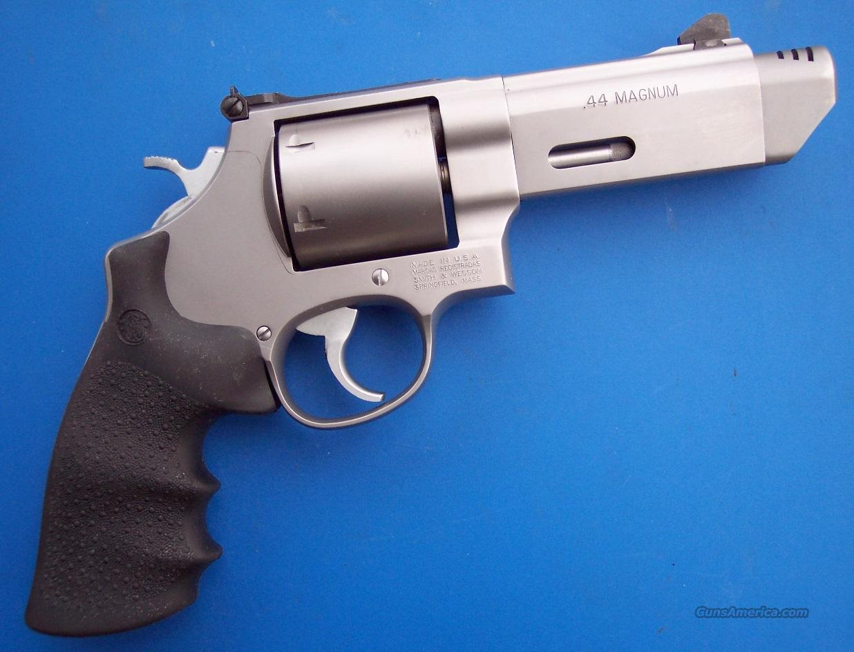 Smith & Wesson 629 Performance Center V Comp 44 Mag NEW  Guns > Pistols > Smith & Wesson Revolvers > Performance Center