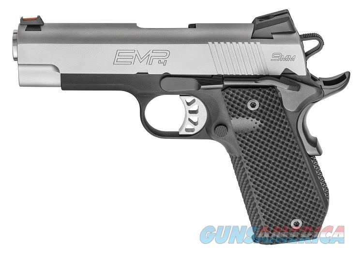 """Springfield EMP 4"""" Concealed Carry Contour 9mm Bobtail LW 3-10rd Mags PI9229L *NEW*   Guns > Pistols > Springfield Armory Pistols > 1911 Type"""
