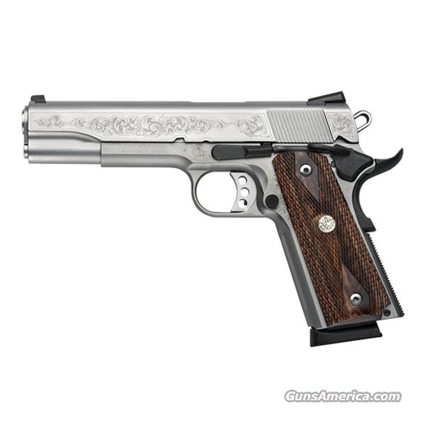 Smith & Wesson 1911 Anniversary Engraved 45 *NEW*  Guns > Pistols > Smith & Wesson Pistols - Autos > Steel Frame