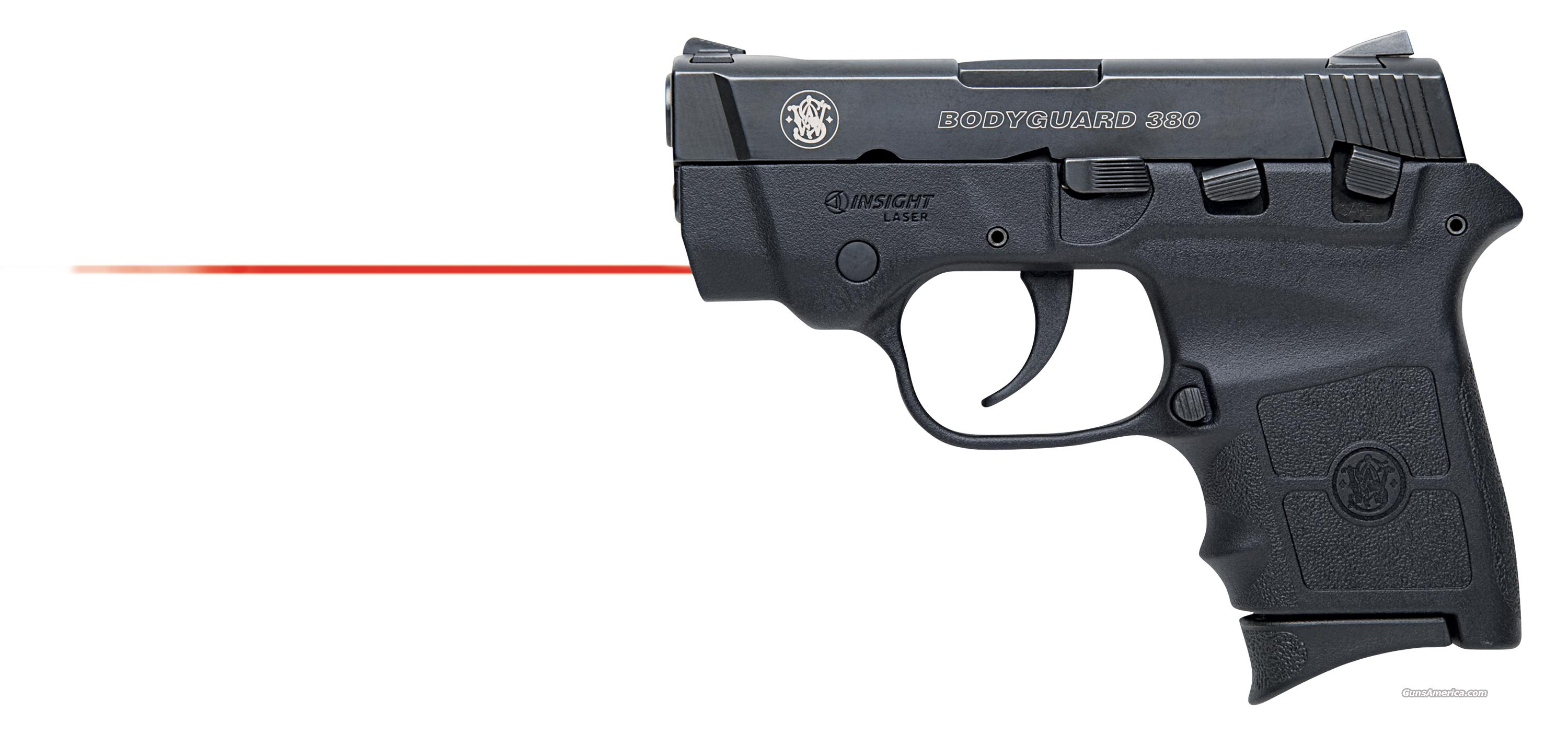 Smith & Wesson 380 Bodyguard LASER *NEW*  Guns > Pistols > Smith & Wesson Pistols - Autos > Polymer Frame