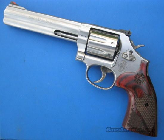 "Smith & Wesson 686 Plus Deluxe Talo 6"" .357 Magnum *NEW*  Guns > Pistols > Smith & Wesson Revolvers > Full Frame Revolver"