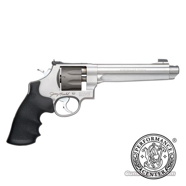 Smith & Wesson 929 Performance Center 9mm Stainless 8 Shot Moon Clip Jerry Miculek Signature Edition Revolver 6.5 in 170341 *NEW*  Guns > Pistols > Smith & Wesson Revolvers > Performance Center