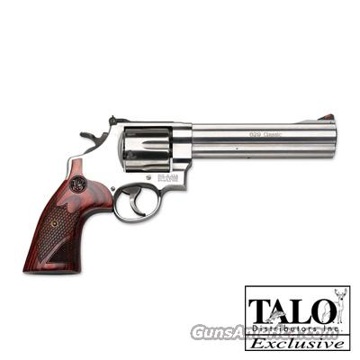 "Smith & Wesson 629 Talo Deluxe 6 1/2"" 44 Mag *NEW*  Guns > Pistols > Smith & Wesson Revolvers > Model 629"
