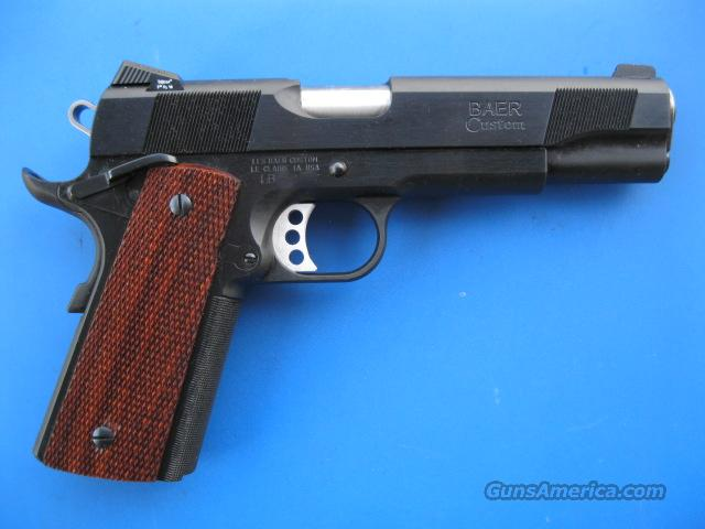 Les Baer Custom Carry 1911 NS Blue 45 acp *NEW*  Guns > Pistols > Les Baer Pistols