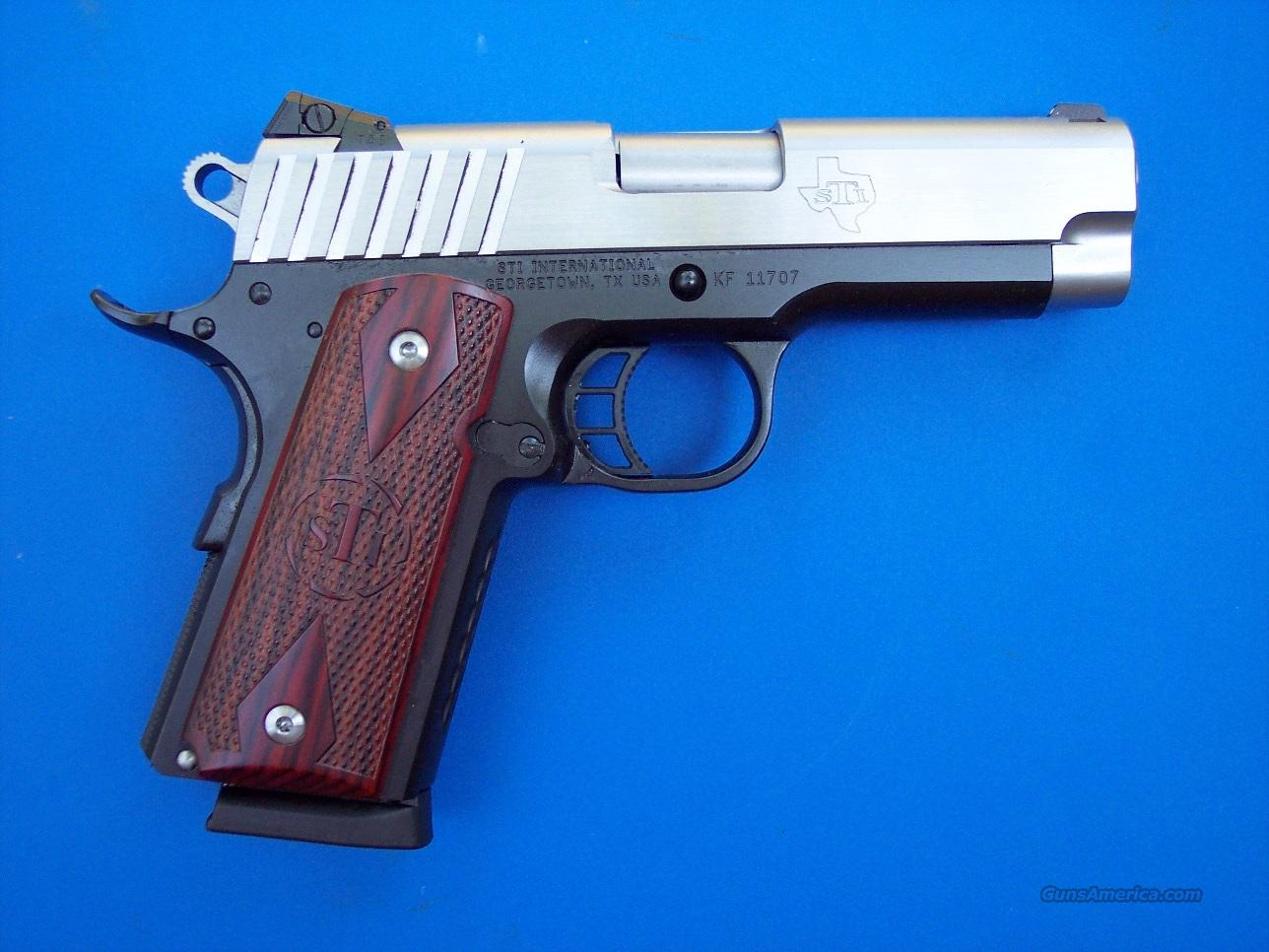 STI Guardian .45 acp NEW 1911  Guns > Pistols > STI Pistols