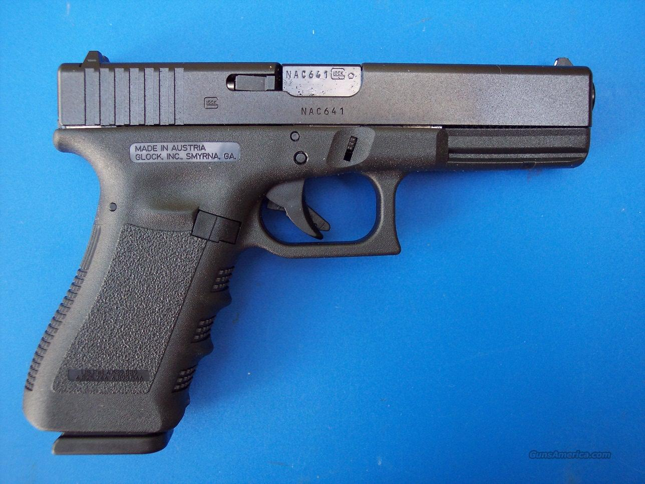 Glock 17 9mm NEW Hi-Cap  Guns > Pistols > Glock Pistols > 17