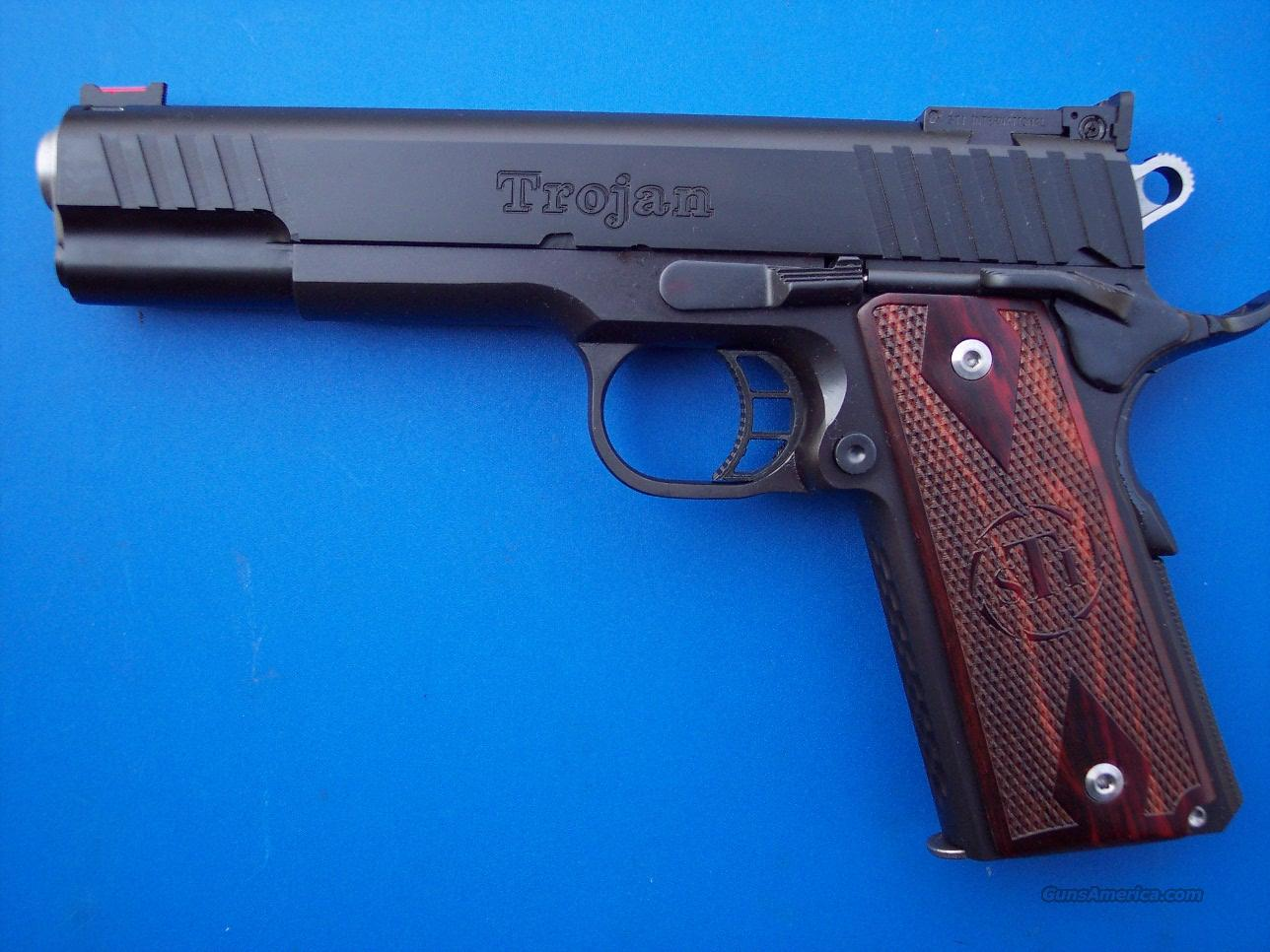 STI 1911 Trojan .40 S&W  DFO *NEW* NO FEE CC  Guns > Pistols > STI Pistols