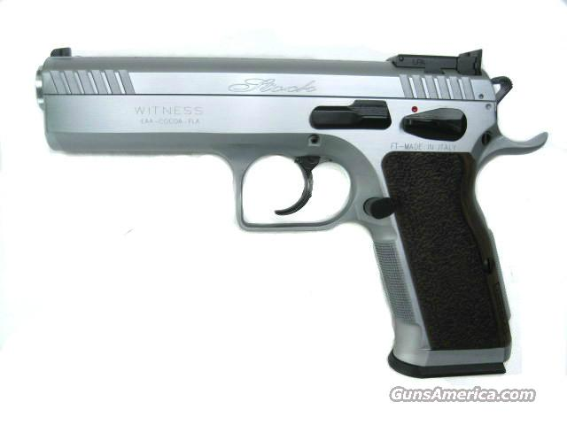 EAA Stock 2 10mm Tanfoglio Hard Chrome Bull Barrel 15 Round 600615 *NEW*  Guns > Pistols > EAA Pistols > Other