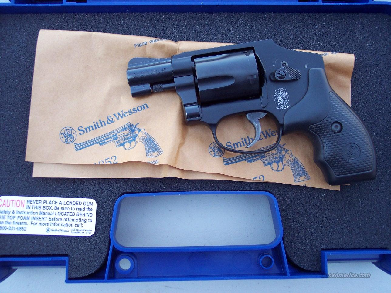Smith & Wesson 442 Centennial Airweight NEW  Guns > Pistols > Smith & Wesson Revolvers > Pocket Pistols