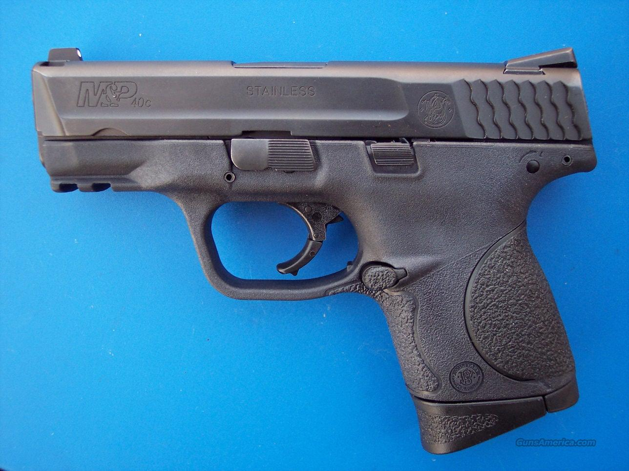 Smith & Wesson M&P 40 Compact 4 mags  Guns > Pistols > Smith & Wesson Pistols - Autos > Polymer Frame